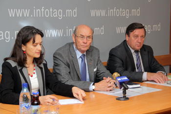 INTERNATIONAL PRO HUMANITATE ORGANIZATION COMES ACROSS PROBLEMS AT RENDERING SOCIAL ASSISTANCE TO MOLDOVA – DIRK HARTIG