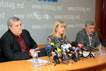 TELERADIO GAGAUZIA PRESIDENT SAYS THE COMPANY RAIDER SEIZURE OCCURS