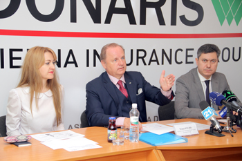 VIENNA INSURANCE GROUP INTENDS BRINGING TO MOLDOVA EU STANDARDS