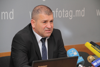 GAGAUZIA BASHKAN CANDIDATE SERGHEI CERNEV ACCUSES HIS OPPONENT IRINA VLAH OF SITUATION DESTABILIZATION IN REGION
