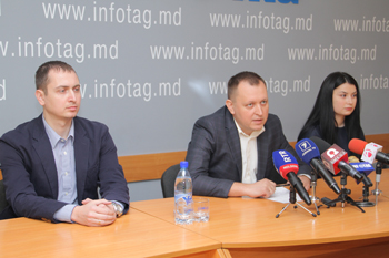 "GRIGORE PETRENCO COMES TO HEAD ""OUR HOME IS MOLDOVA"" PARTY"