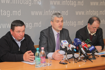 ALEXANDRU SLUSARI SAYS FARMERS PREPARE UNPLEASANT SURPRISE TO AUTHORITIES