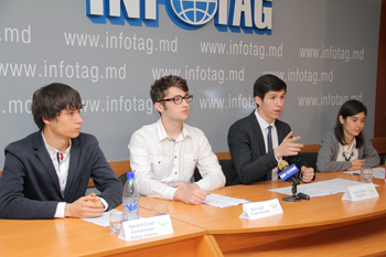 YOUTH PROJECT DEBATE ACADEMY STARTS IN CHISINAU
