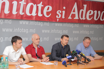 "CIVIL PLATFORM ""DEMNITATE SI ADEVAR"" CALLS CITIZENS TO TAKE PART IN RALLY ON JUNE 7"