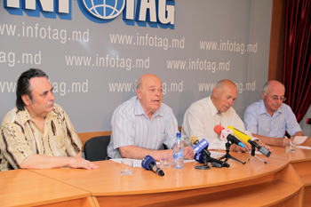 MOLDOVAN PENSIONERS UNION DEMANDS IMPROVING LEGISLATION