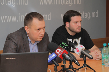MOLDOVAN POLICE FIGHT NOT AGAINST CRIME BUT AGAINST OPPOSITION – OHM LEADER
