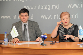 PROJECT ON SOCIAL INTEGRATION OF THE DEAF LAUNCHED IN MOLDOVA
