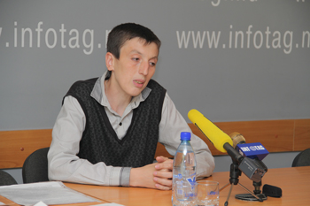 UKRAINIAN HUMAN RIGHT ACTIVIST URGES KIEV AND EU COUNTRIES TO TAKE MEASURES TO COMBAT CORRUPTION IN UKRAINE