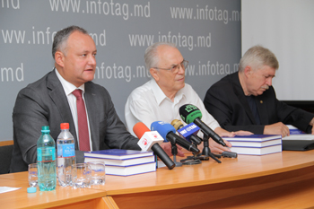 "PRO-MOLDOVA ASSOCIATION PUBLISHES THREE-VOLUME ""HISTORY OF MOLDOVA"""