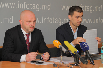 MOLDOVAN AUTHORITIES PERSECUTE BRAVE LAWYERS, SAYS ANNA URSACHI