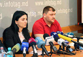 CARITATE.MD FOUNDERS ACCUSE RISE MOLDOVA JOURNALISTS OF NON-PROFESSIONALISM