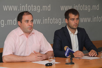 NEW PARTY TO PROTECT MOLDOVAN NATIONAL MINORITIES