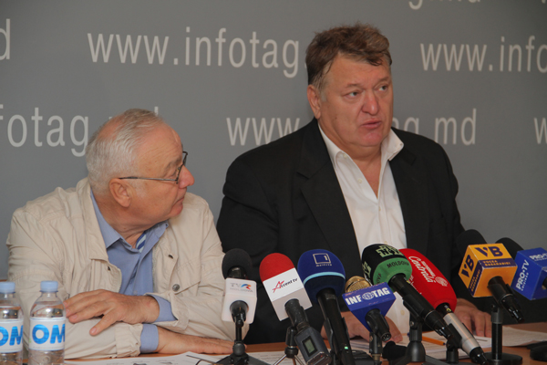 PSRM AND ACUM CANDIDATES WILL REACH SECOND ROUND OF CHISINAU MAYOR ELECTION