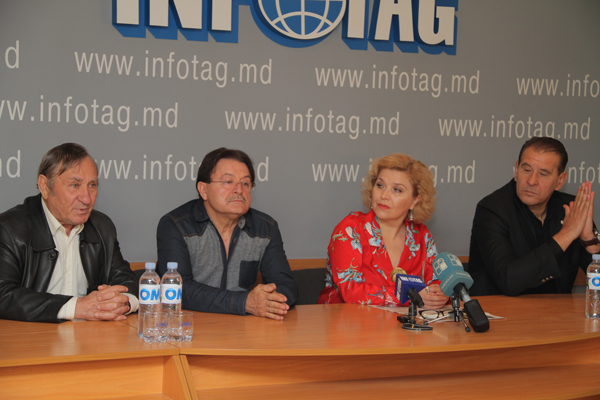 ARTISTS SAY ONLY PSRM MAYOR IS ABLE TO DEVELOP CHISINAU AND MOLDOVAN CULTURE