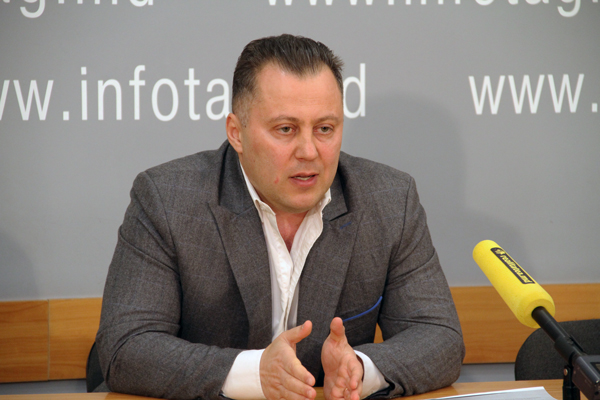 CHISINAU AUTHORITIES HELP MAFIA CAPTURE CONSTRUCTION BUSINESS - MARCEL DARIE