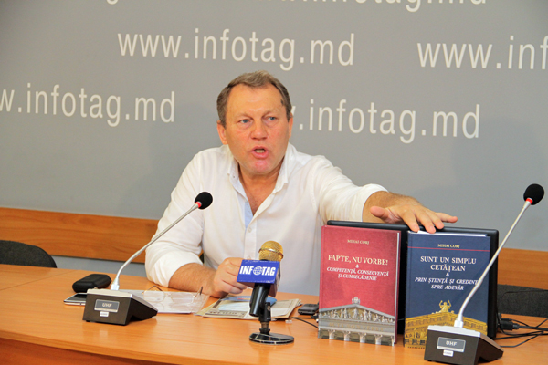 DOCTOR OF LAW MIHAI CORJ BELIEVES EACH THIRD CONSTITUTION ARTICLE NEEDS REVISION