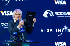 Victoriabank makes a revolution on the bank products market with Visa Infinite