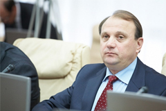 VASILE BUMACOV: 2012 YEAR HAS SHOWN THE GOOD POTENTIAL OF MOLDOVA'S AGRO-FOOD SECTOR