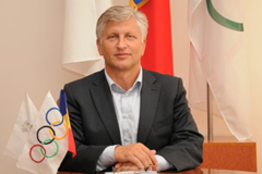 NICOLAE JURAVSCHI STANDS FOR CONSTRUCTION OF MODERN SPORT COMPLEX IN CHISINAU